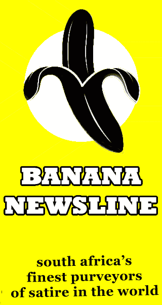 Banana Newsline - South Africa's only satirical news site